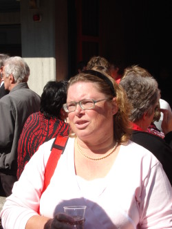 Das neue Zentralvorstandmitglied Monika Cadosch