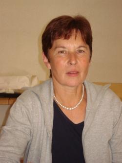 Das neue Ehrenmitglied Ruth Ulmi