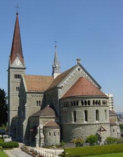 Kirche Reussbühl